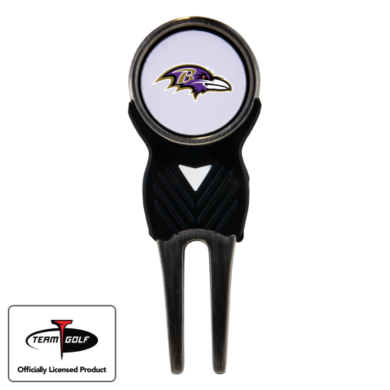 Classic Baltimore Ravens Divot Tool