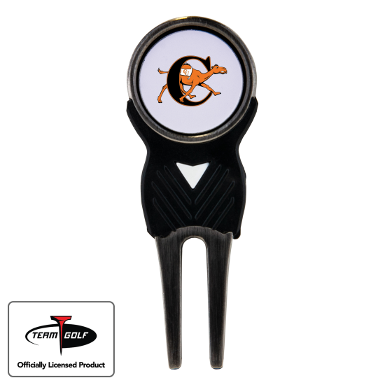 Classic Campbell Fighting Camels Divot Tool