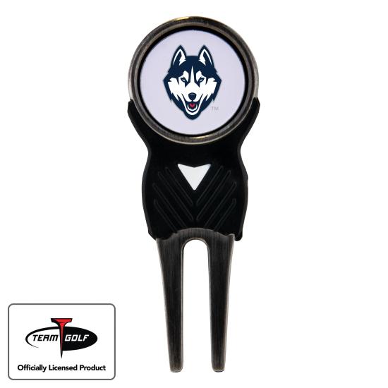 Classic UConn Huskies Divot Tool
