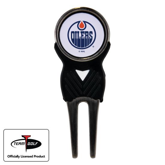 Classic Edmonton Oilers Divot Tool