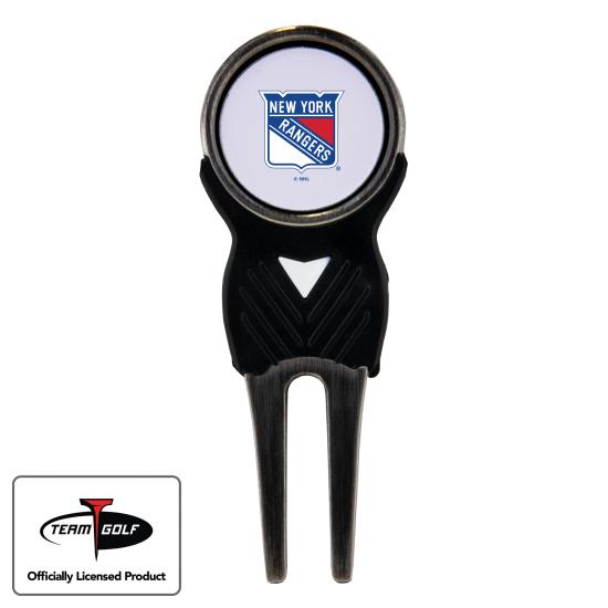 Classic New York Rangers Divot Tool