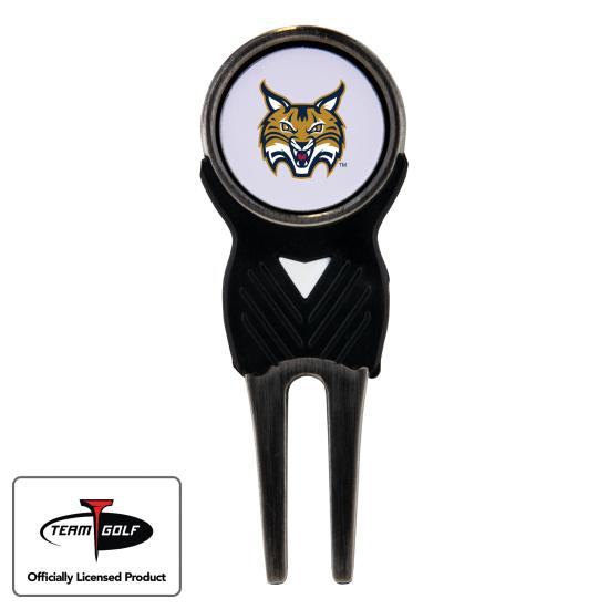 Classic Quinnipiac Bobcats Divot Tool
