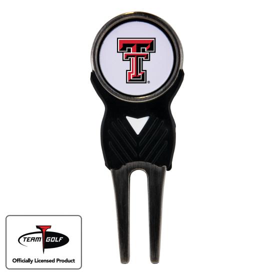 Classic Texas Tech Red Raiders Divot Tool