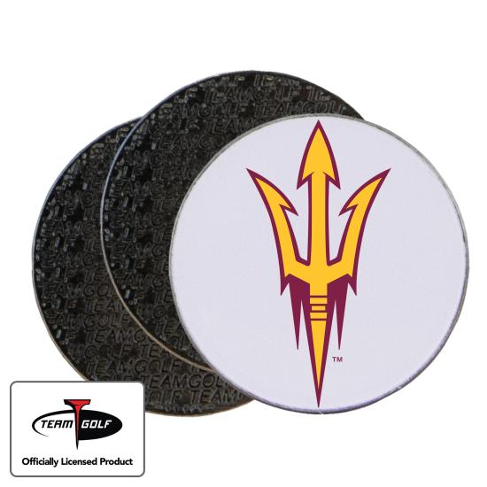 Classic Arizona State Sun Devils Ball Markers - 3 Pack