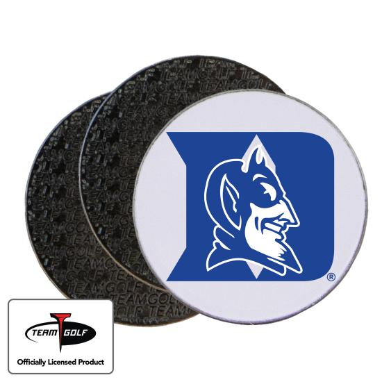 Classic Duke Blue Devils Ball Markers - 3 Pack