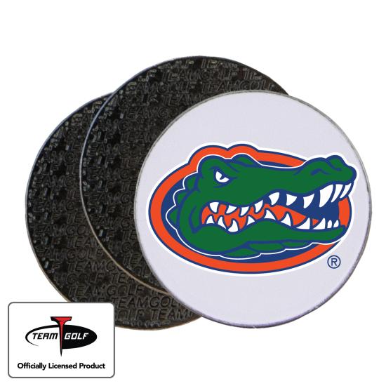 Classic Florida Gators Ball Markers - 3 Pack