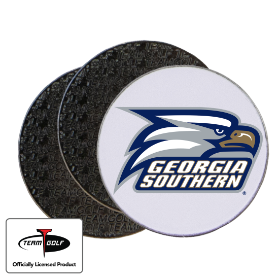 Classic Georgia Southern Eagles Ball Markers - 3 Pack