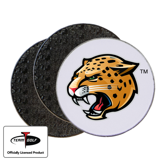 Classic IUPUI Jaguars Ball Markers - 3 Pack