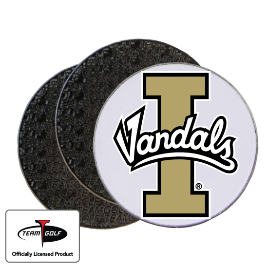 Classic Idaho Vandals Ball Markers - 3 Pack