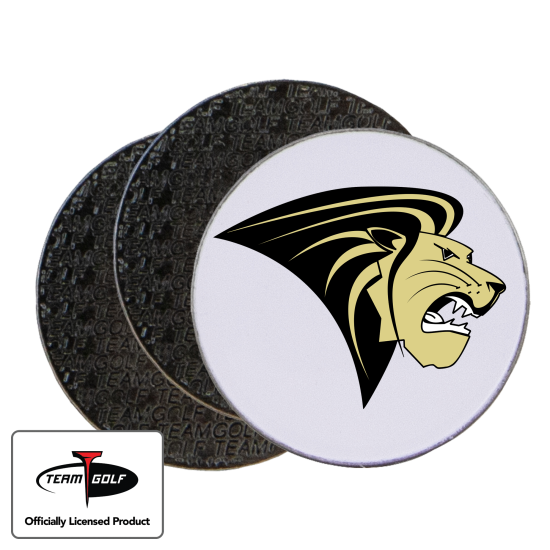 Classic Lindenwood Lions Ball Markers - 3 Pack