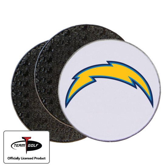 Classic Los Angeles Chargers Ball Markers - 3 Pack
