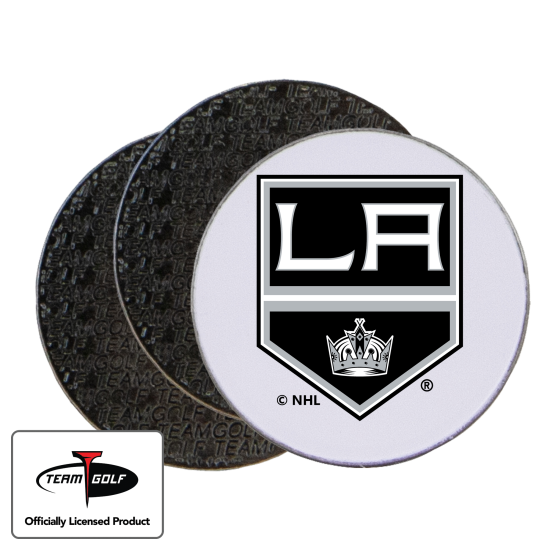 Classic Los Angeles Kings Ball Markers - 3 Pack