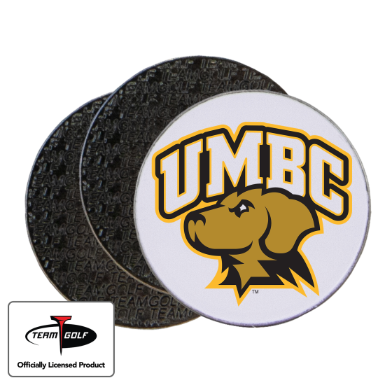 Classic Maryland Baltimore County Retrievers Ball Markers - 3 Pack