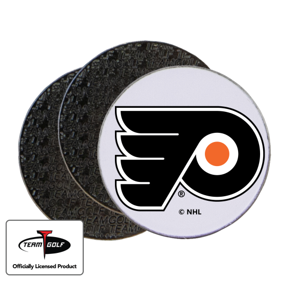 Classic Philadelphia Flyers Ball Markers - 3 Pack