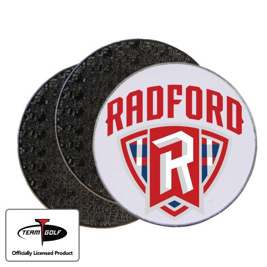 Classic Radford Highlanders Ball Markers - 3 Pack