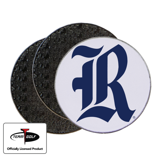 Classic Rice Owls Ball Markers - 3 Pack
