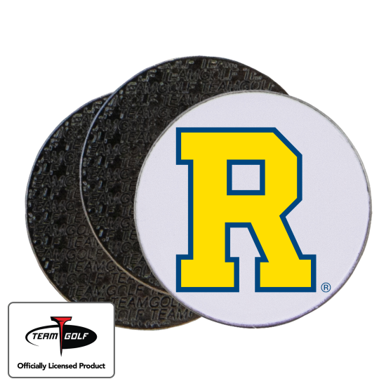 Classic Rochester Yellowjackets Ball Markers - 3 Pack