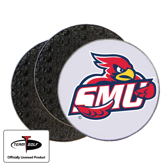 Classic Saint Mary's of Minnesota Cardinals Ball Markers - 3 Pack