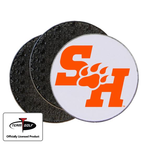 Classic Sam Houston State Bearkats Ball Markers - 3 Pack