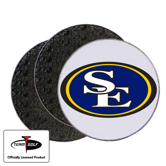 Classic Southeastern Oklahoma State Savage Storm Ball Markers - 3 Pack