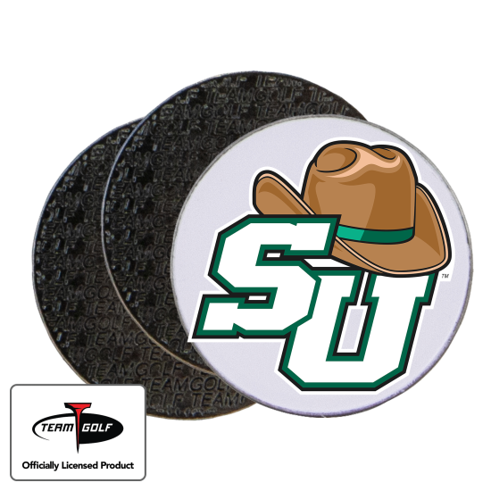 Classic Stetson Hatters Ball Markers - 3 Pack