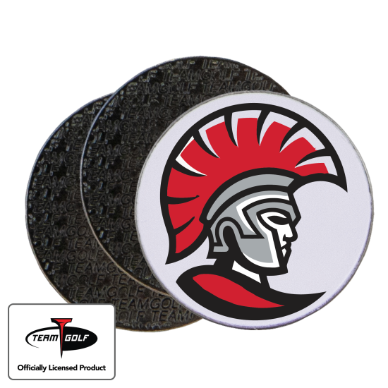 Classic Tampa Spartans Ball Markers - 3 Pack