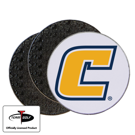 Classic Tennessee Chattanooga Mocs Ball Markers - 3 Pack