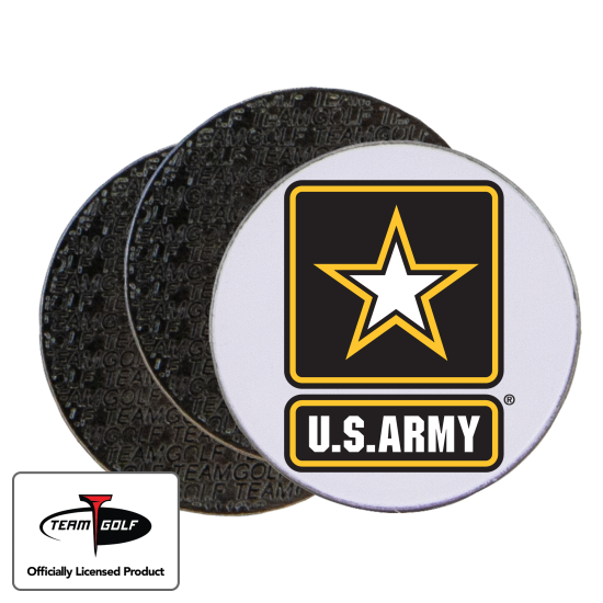 Classic US Army Ball Markers - 3 Pack