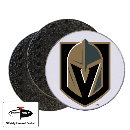 Classic Vegas Golden Knights Ball Markers - 3 Pack
