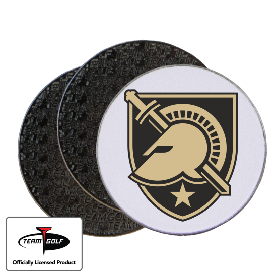Classic Army West Point Black Knights Ball Markers - 3 Pack