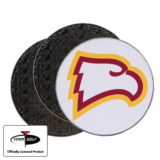 Classic Winthrop Eagles Ball Markers - 3 Pack