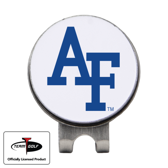 Classic Air Force Falcons Hat Clip