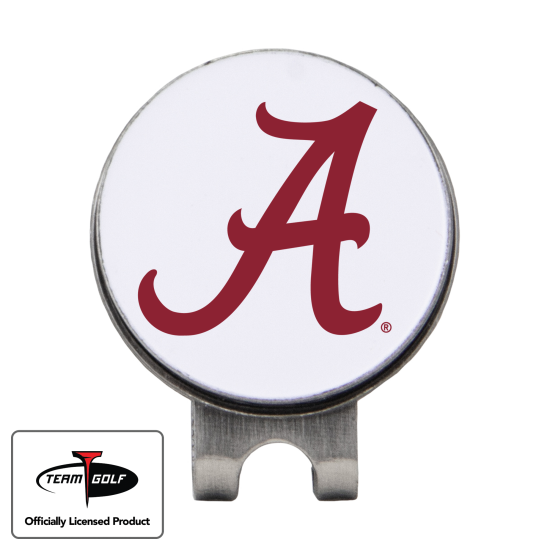 Classic Alabama Crimson Tide Hat Clip