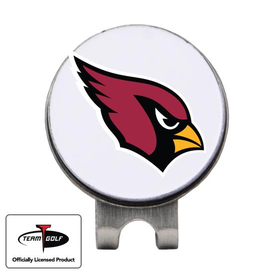 Classic Arizona Cardinals Hat Clip
