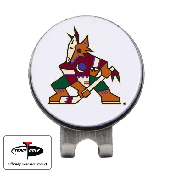 Classic Arizona Coyotes Hat Clip