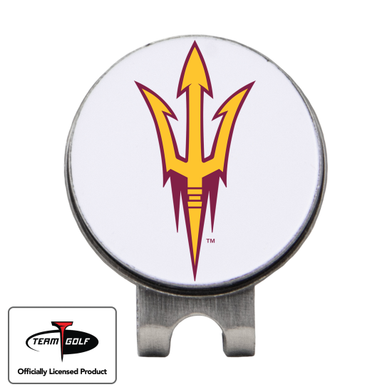 Classic Arizona State Sun Devils Hat Clip