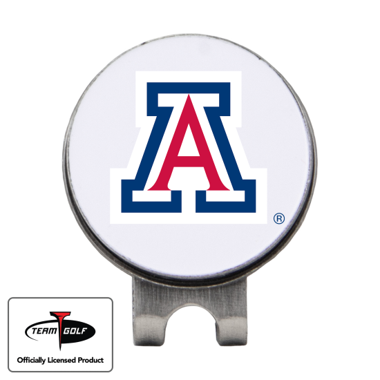 Classic Arizona Wildcats Hat Clip