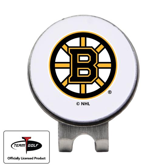 Classic Boston Bruins Hat Clip
