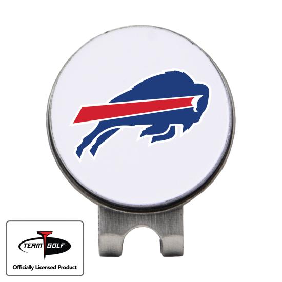 Classic Buffalo Bills Hat Clip