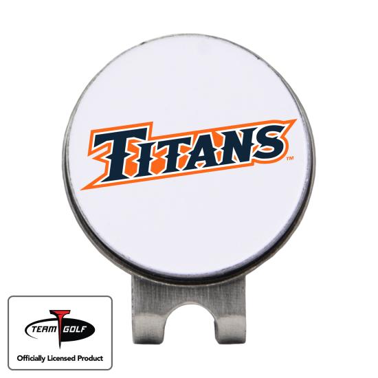 Classic Cal State Fullerton Titans Hat Clip