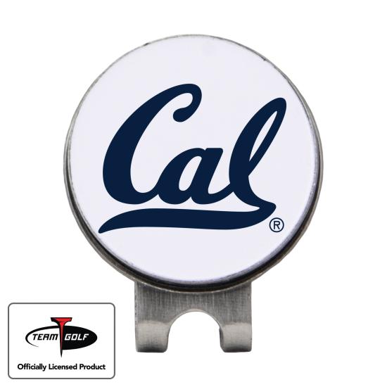 Classic California Golden Bears Hat Clip