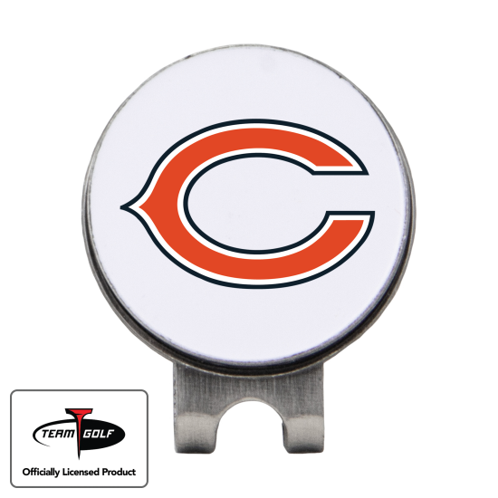 Classic Chicago Bears Hat Clip