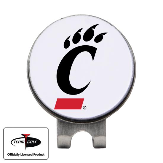 Classic Cincinnati Bearcats Hat Clip
