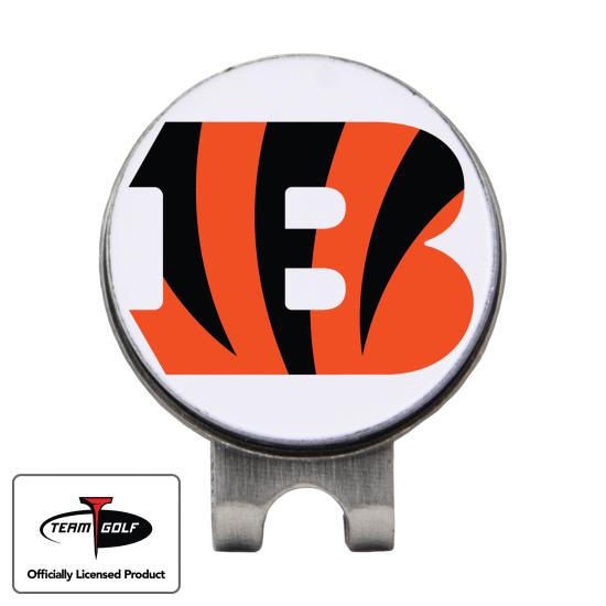 Classic Cincinnati Bengals Hat Clip