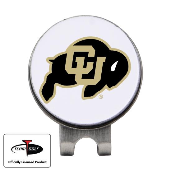 Classic Colorado Buffaloes Hat Clip