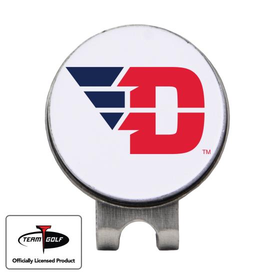 Classic Dayton Flyers Hat Clip