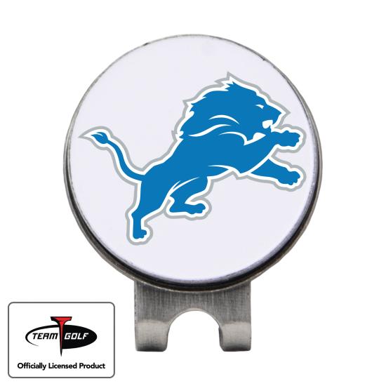Classic Detroit Lions Hat Clip
