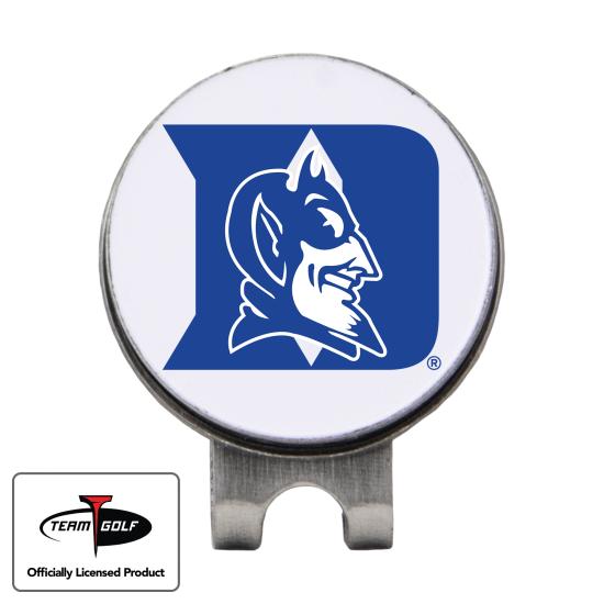 Classic Duke Blue Devils Hat Clip