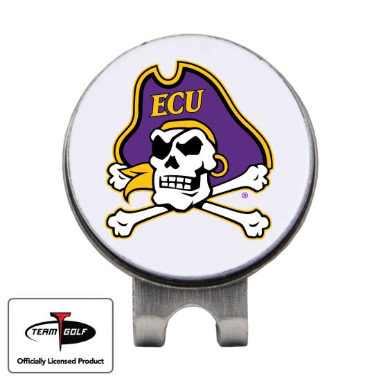 Classic East Carolina Pirates Hat Clip