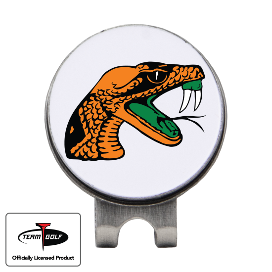 Classic Florida A&M Rattlers Hat Clip